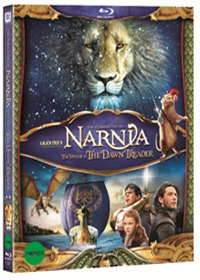 [Blu-Ray] The Chronicles Of Narnia: The Voyage Of The Dawn Treader - 나니아 연대기: 새벽 출정호의 항해 (미개봉)