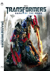 [Blu-Ray] Transformers: Dark Of The Moon - 트랜스포머 3 (미개봉)
