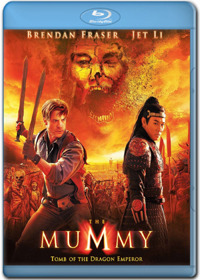 [Blu-Ray] The Mummy : Tomb of The Dragon Emperor - 미이라 3 : 황제의 무덤 (미개봉)
