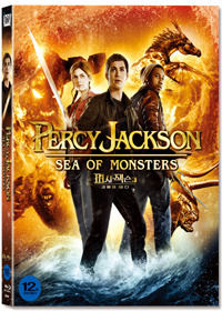 [Blu-Ray] Percy Jackson And Sea Of Monsters - 퍼시 잭슨과 괴물의 바다 (미개봉)
