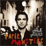 [중고] Dave Gahan / Paper Monsters (홍보용)