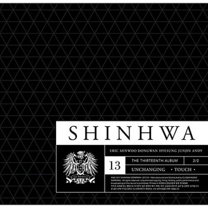 [중고] 신화 / 13집 Shinhwa 13th Unchanging - Touch