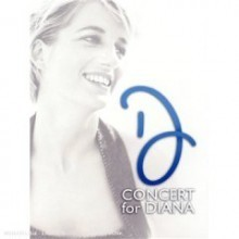 [중고] [DVD] V.A. / Concert For Diana (2Disc/홍보용)