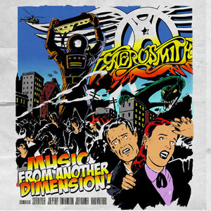 [중고] Aerosmith / Music From Another Dimension