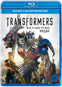 [중고] [Blu-Ray] Transformers: Age of Extinction - 트랜스포머: 사라진 시대 (2Disc)
