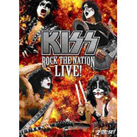 [DVD] Kiss - Rock The Nation Live! (수입/2DVD)
