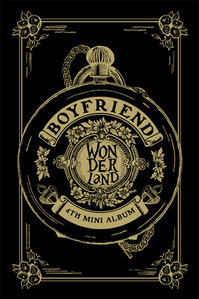 [중고] 보이프렌드 (Boyfriend) / Boyfriend In Wonderland (4th Mini Album)