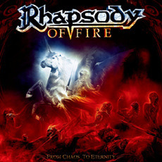 [중고] Rhapsody Of Fire / From Chaos To Eternity