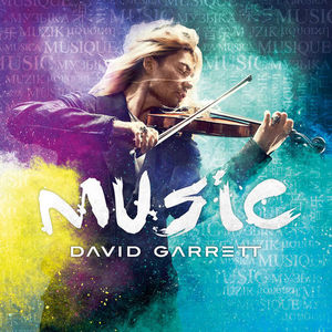 [중고] David Garrett / Music (dd41027)