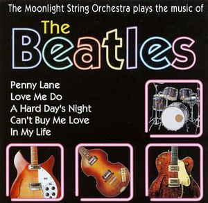 [중고] The Moonlight String Orchestra / Plays The Music Of The Beatles