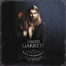 [중고] David Garrett / Rock Symphonies (dd7995/4782645)