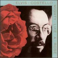 [중고] Elvis Costello / Mighty Like A Rose (수입)