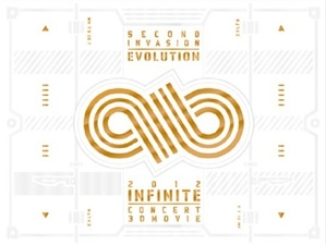 [중고] 인피니트 (Infinite) / 2012 Infinite Concert The 3D Movie Second Invasion Evolution (한정반/2DVD+1Blu-ray)
