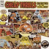 [중고] Big Brother And The Holding Company / Cheap Thrills (LP Miniature)