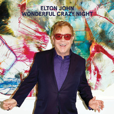 [중고] Elton John / Wonderful Crazy Night (Deluxe Edition/12track/Digipack)