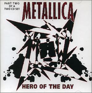 [중고] Metallica / Hero Of The Day (Part Two)