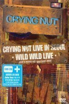 [중고] Crying Nut(크라잉 너트) / Crying Nut Live In Seoul/ Wild Wild Live L.E/ Dts (1DVD+2CD/홍보용)