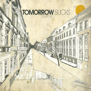 [중고] 데미캣 (Demicat) / 1.5집 Tomorrow Sucks (Digipack)