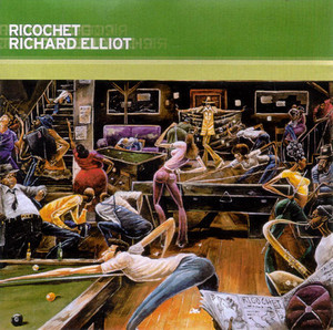 [중고] Richard Elliot / Ricochet (수입)