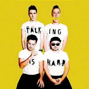 [중고] Walk The Moon / Talking Is Hard