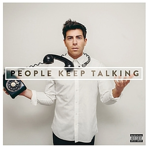[중고] Hoodie Allen / People Keep Talking