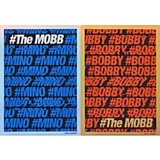 [중고] 맙 (MOBB) / The MOBB (Debut Mini Album/MINO, BOBBY 버전 중 랜덤발송)