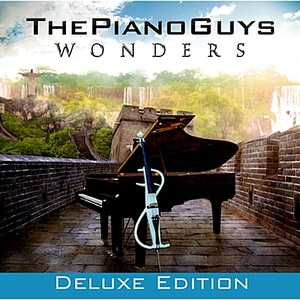 [중고] Piano Guys / Wonders (Deluxe Edition/CD+DVD)
