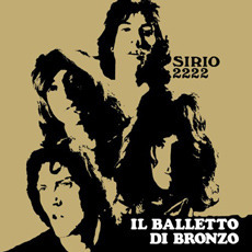 [중고] Il Balletto Di Bronzo / Sirio 2222 (LP Miniature)