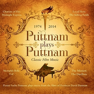 [중고] Sacha Puttnam / Classic Film Music: Puttnam Plays Puttnam (Digipack/dd41080)