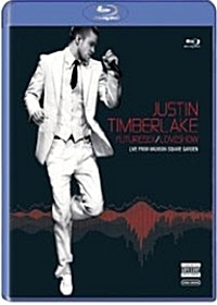 [중고] [Blu-Ray] Justin Timberlake / Futuresex/Loveshow: Live From Madison Square Garden (수입/+DVD)