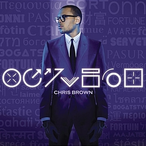 [중고] Chris Brown / Fortune (Deluxe Edition/홀로그램자켓)