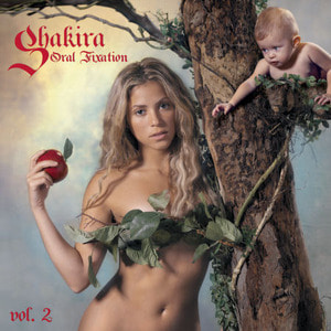 [중고] Shakira / Oral Fixation Vol. 2 (수입)