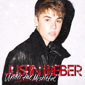 [중고] Justin Bieber / Under The Mistletoe (Deluxe Edition/CD+DVD)