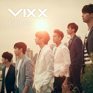 [중고] 빅스 (VIXX) / Can't Say (일본수입/CD+DVD/single/vuzj23)
