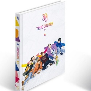 [중고] 제이비제이 (JBJ) / True Colors II-I (Digipack)