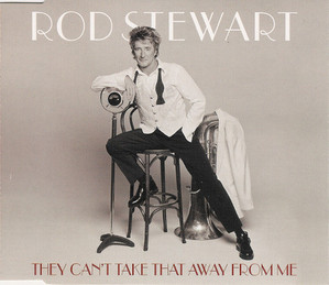 [중고] Rod Stewart / They Can't Take That Away From Me (수입/Single/홍보용)