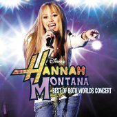 [중고] Miley Cyrus / Hannah Montana: Best Of Both Worlds Concert (수입/CD+DVD)