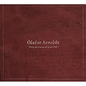 [중고] Olafur Arnalds / Living Room Songs & Dyad 1909 (Digipack)