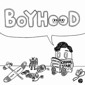 [중고] 크루셜스타 (Crucial Star) / Boyhood (Digipack)