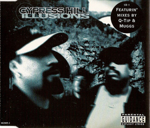 [중고] Cypress Hill / Illusions (수입/Single)