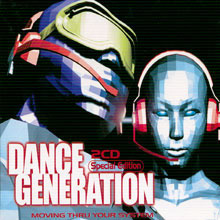 [중고] V.A. / Dance Generation (2CD)