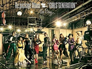 [중고] 소녀시대 / Girls' Generation ~The Boys~ (Re:package Album)