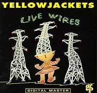 [중고] Yellowjackets / Live Wires (수입)