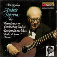 [중고] Andres Segovia / The Segovia Collection vol.2 (수입/mcd42067)
