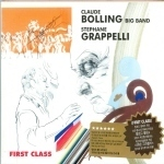 [중고] Claude Bolling, Stephane Grappelli / First Class (싸인)