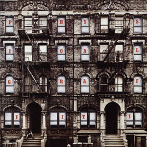[중고] Led Zeppelin / Physical Graffiti (2CD/LP Miniature/수입)