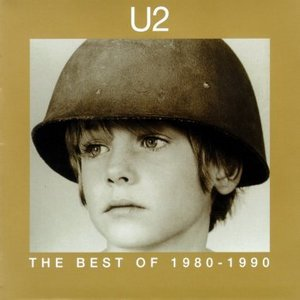 [중고] U2 / The Best Of 1980-1990 & B-sides (2CD Limited Edtion/수입)