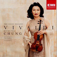 [중고] 정경화 / Vivaldi : The Four Seasons (2CD/ekc2d0521)