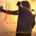 [중고] 김종서 / Live 1, 2 - The First Legend (2CD)