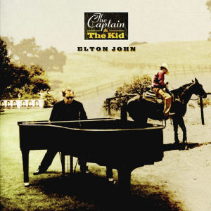 Elton John / The Captain And The Kid (미개봉)